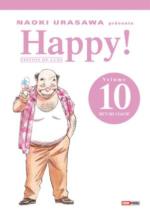 Happy - Ed. Deluxe T.10 | 9782809486087