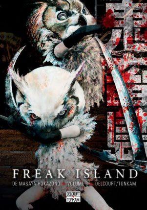 Freak Island T.08 | 9782413026495