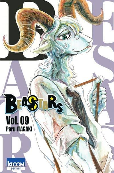 Beastars T.09 | 9791032705865