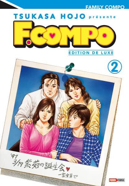 Family Compo - NE Deluxe T.02   9782809485882