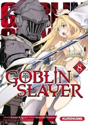 Goblin slayer T.08 | 9782368529423