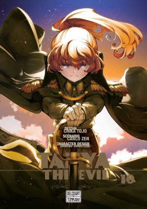 Tanya the Evil  T.10   9782413026532