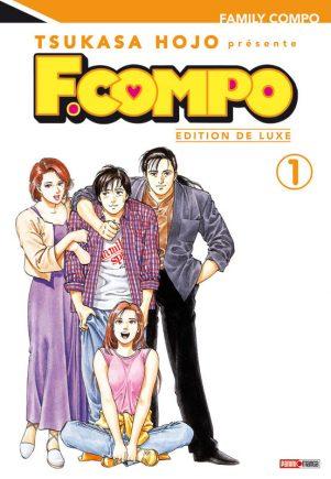Family Compo - NE Deluxe T.01 | 9782809485875