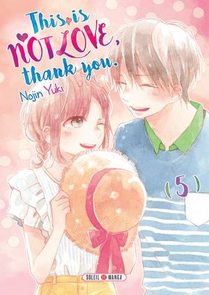 This is not love, thank you T.05 | 9782302080645