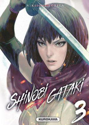Shinobi Gataki   T.03   9782368526125