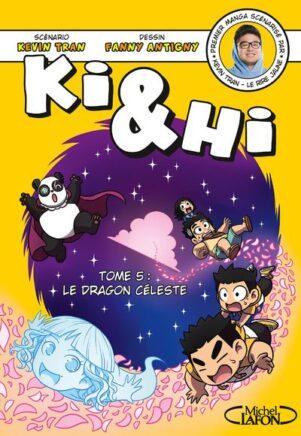 Ki & Hi T.05 | 9782749932743