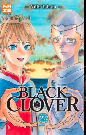 Black Clover T.22 | 9782820337726
