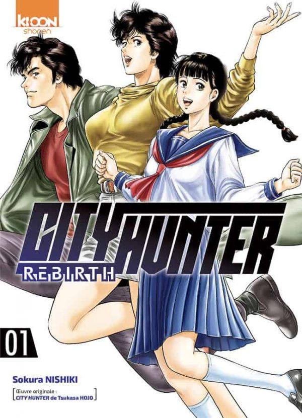 City Hunter Rebirth - coffret 2 pour 1 | 9791032705926