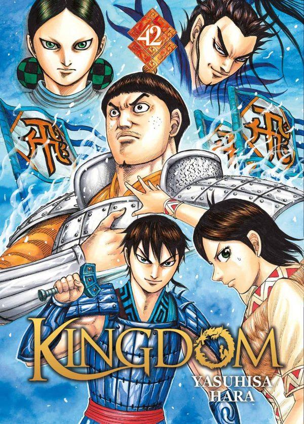Kingdom  T.42   9782368778463