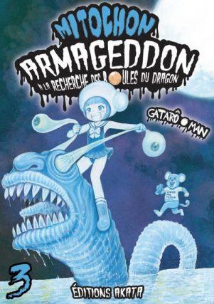 Mitochon Armageddon - À la recherche des boules du dragon T.03 | 9782369743729