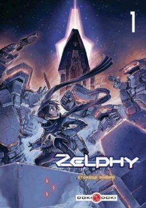 Zelphy - coffret integral | 9782818977729