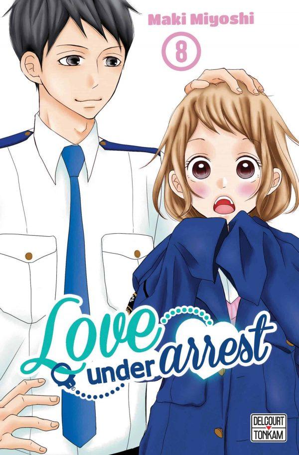Love under arrest  T.08 | 9782413028369