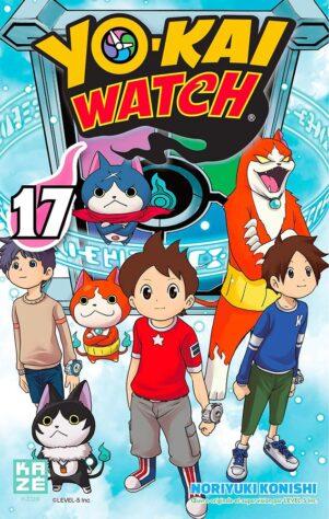 YoKai Watch T.17 | 9782820338020