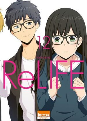 ReLife T.12 | 9791032705100