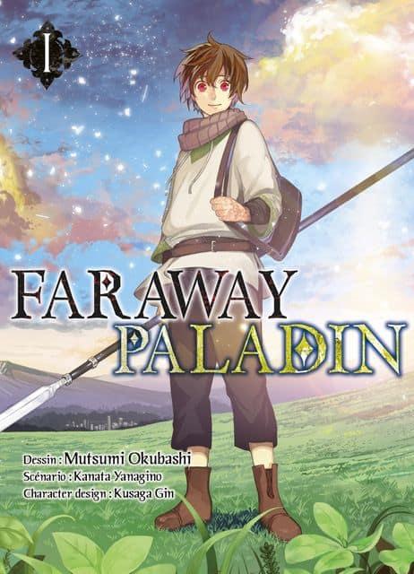 Far away paladin T.01 | 9782372875073