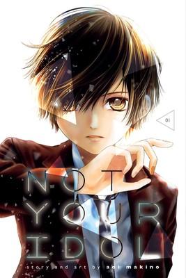 Not your idol (EN) T.01 | 9781974715169