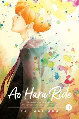 Ao Haru Ride (EN) T.11 | 9781974708215