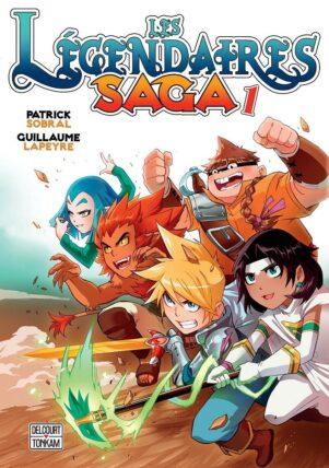 Legendaires - Saga (Les) T.01 | 9782413016632