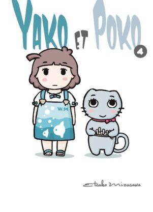 Yako et Poko T.04 | 9782372874632
