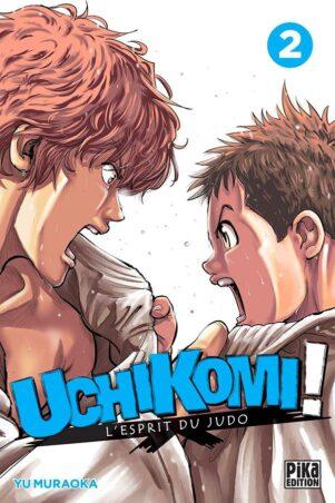 Uchikomi l'esprit du judo T.02 | 9782811648244