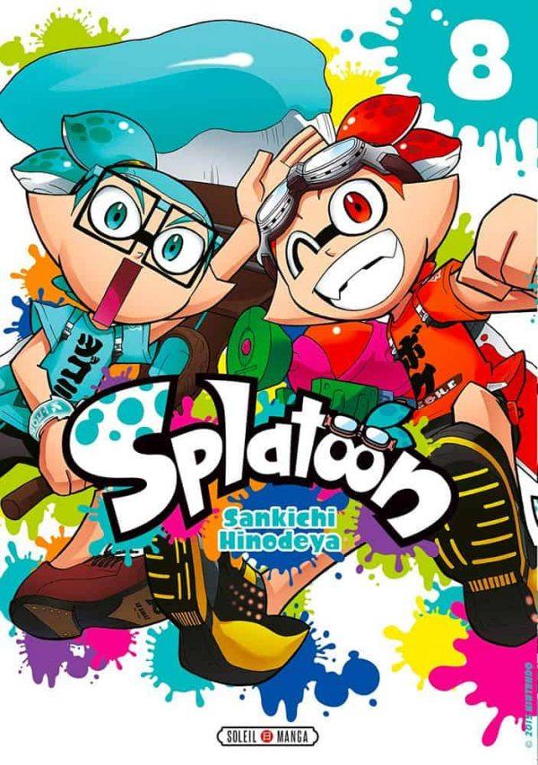 Splatoon T.08 | 9782302081949