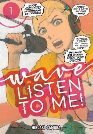 Wave, listen to me (EN) T.01   9781632368676