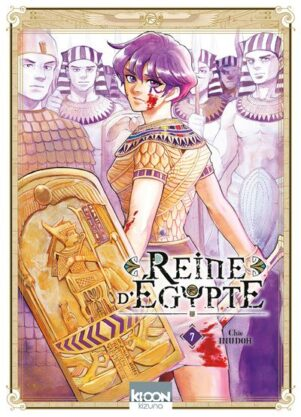 Reine d'Egypte T.07 | 9791032705858