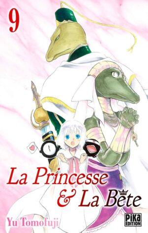 Princesse et la Bete (La) T.09 | 9782811654405