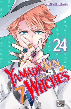 Yamada-Kun and the 7 Witches T.24 | 9782413013815