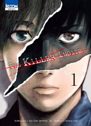 Killer inside (The) T.01 | 9791032705667