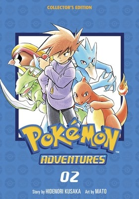 Pokemon adventures collector edition (EN) T.02 | 9781974711222