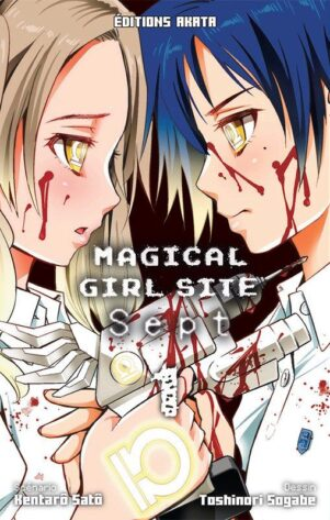 Magical girl site  sept T.01 | 9782369747659