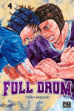 Full drum T.04 | 9782811650209