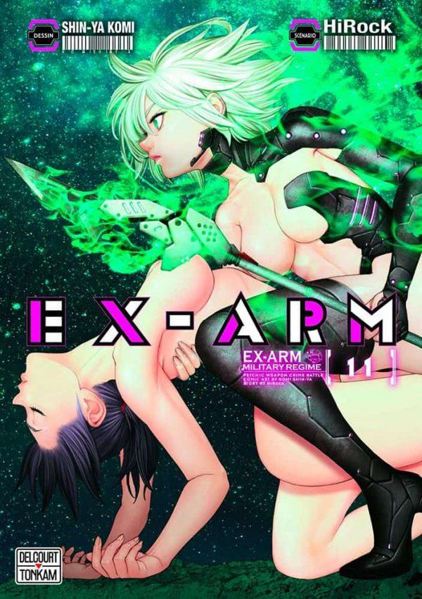 EX-Arm T.11 | 9782413019565