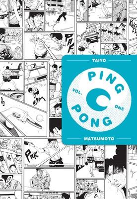 Ping Pong (EN) T.01   9781974711659