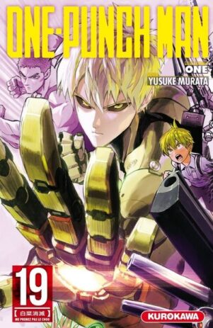 One Punch Man  T.19 | 9782368529249