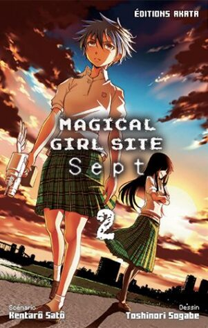 Magical girl site  sept T.02 | 9782369747666