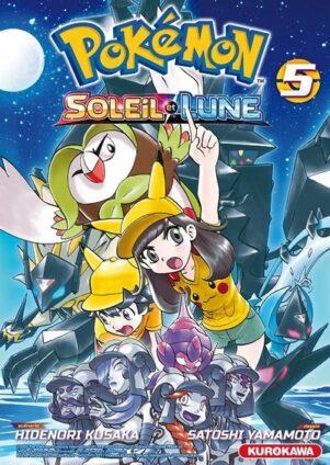 Pokemon - Soleil et Lune  T.05 | 9782368529737
