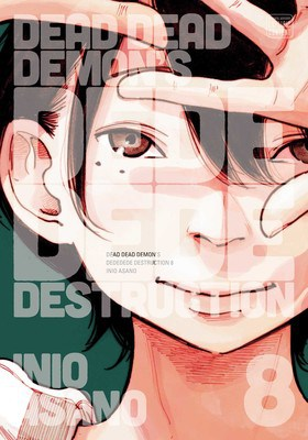 Dead Dead Demon's Dededede Destruction (EN) T.08 | 9781974715312