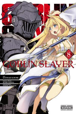 Goblin Slayer (EN) T.08   9781975313944