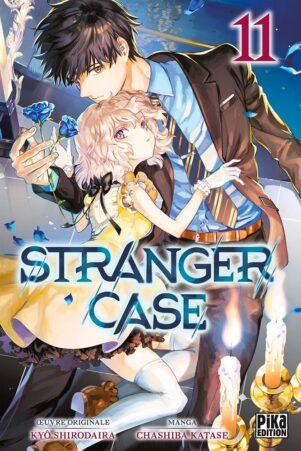 Stranger Case T.11   9782811656157