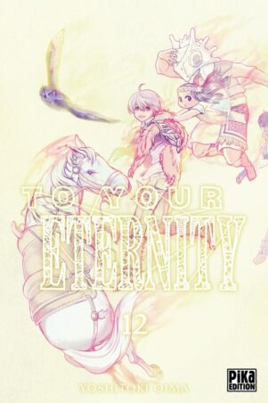 To your Eternity T.12 | 9782811653200