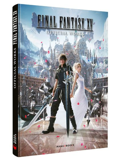 FINAL FANTASY XV - OFFICIAL WORKS   9791035501426