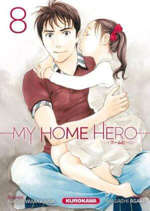 My Home Hero T.08 | 9782368529515