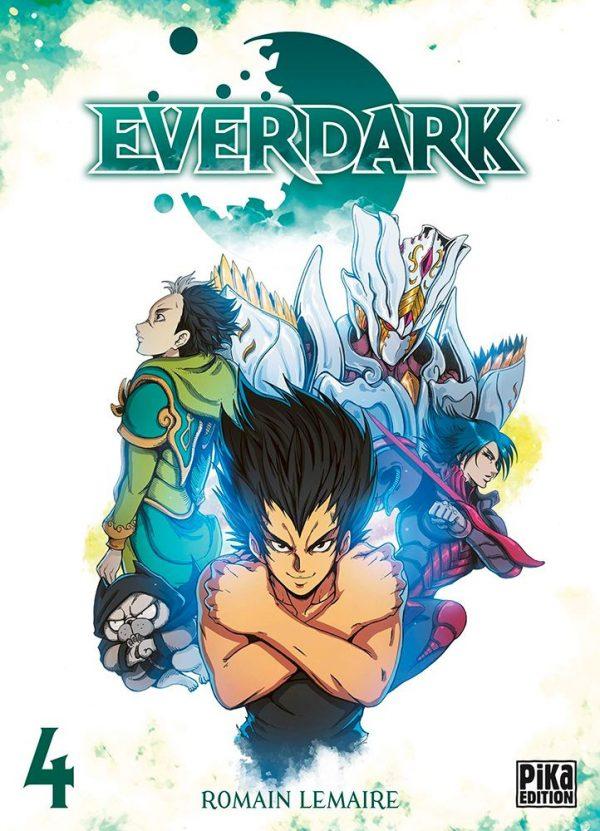 Everdark T.04 | 9782811654597
