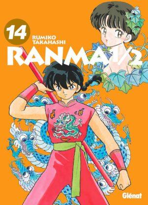 Ranma 1/2 Édition originale T.14   9782344033814