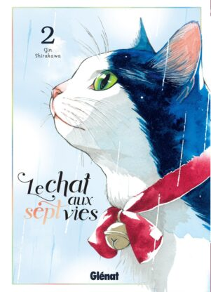 Chat aux sept vies (Le)  T.02 | 9782344038185