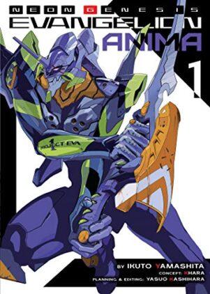 Evangelion - Anima LN  T.01 | 9781642757088
