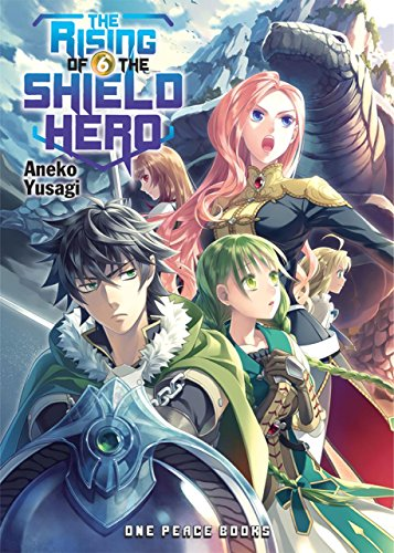 Rising of Shield Hero - Light Novel (EN) T.06 | 9781935548560
