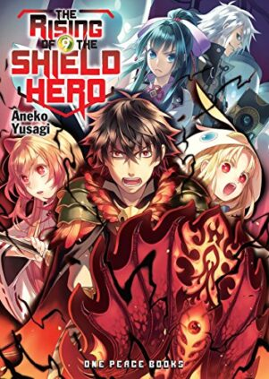 Rising of Shield Hero - Light Novel (EN) T.09 | 9781944937256